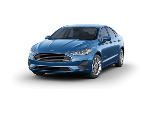 New Ford 2019 Ford Fusion Hybrid SE in Snohomish, WA